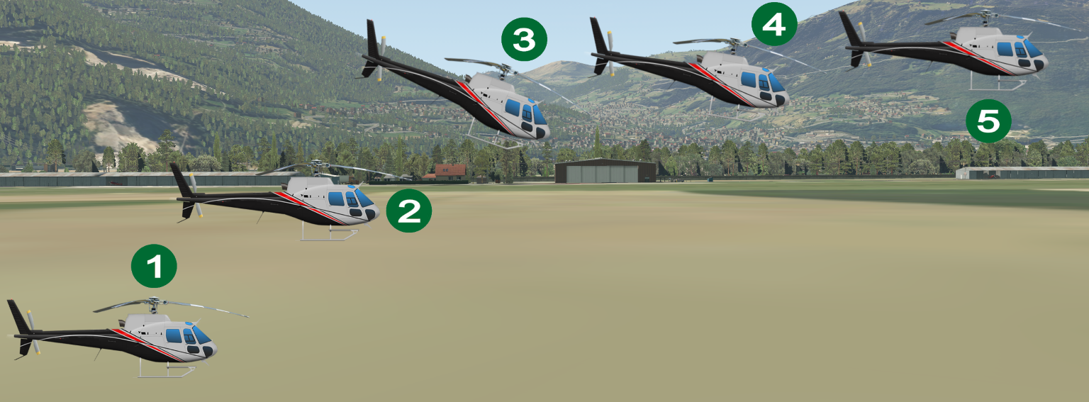 Helicopter Take Off Ivao International Virtual Aviation Organisation